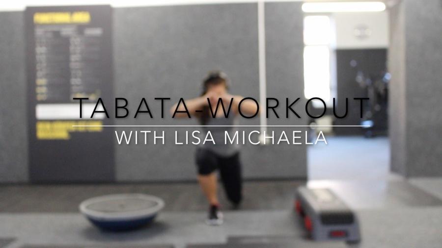Cardio mal anders:Tabata-Workout